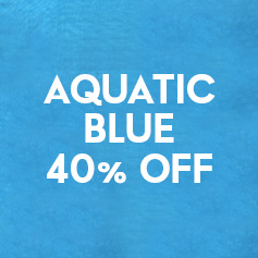 배너 AQUATIC BLUE 40%