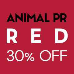 배너 ANIMAL PR RED 30%