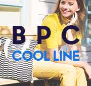 배너 2018 New Collection BPC COOL LINE출시